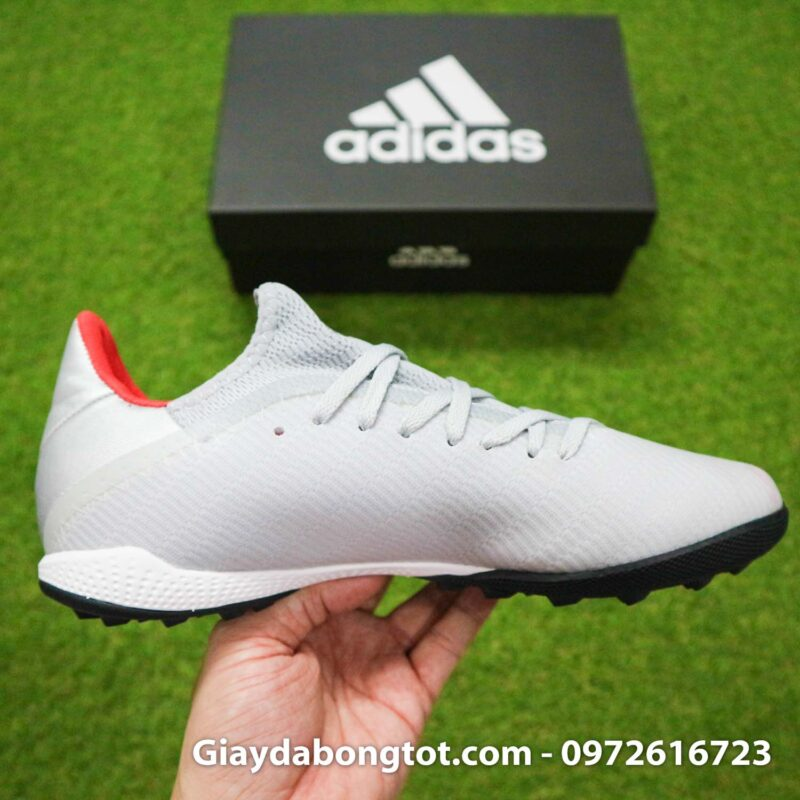 Giay Adidas X19.3 TF xam vach do SF (11)
