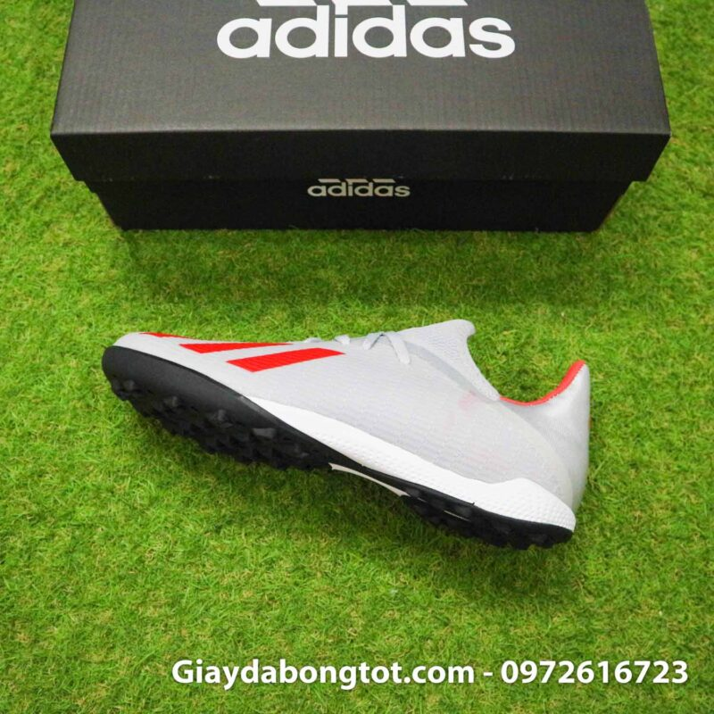 Giay Adidas X19.3 TF xam vach do SF (13)