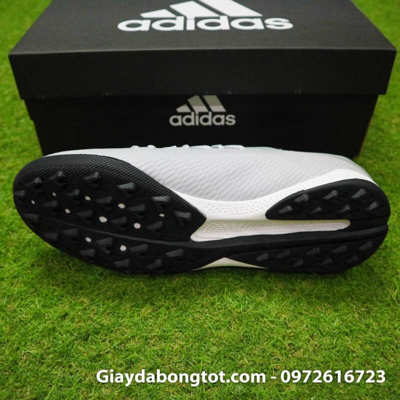 Giay Adidas X19.3 TF xam vach do SF (4)