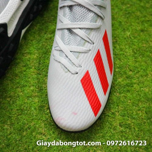 Giay Adidas X19.3 TF xam vach do SF (6)