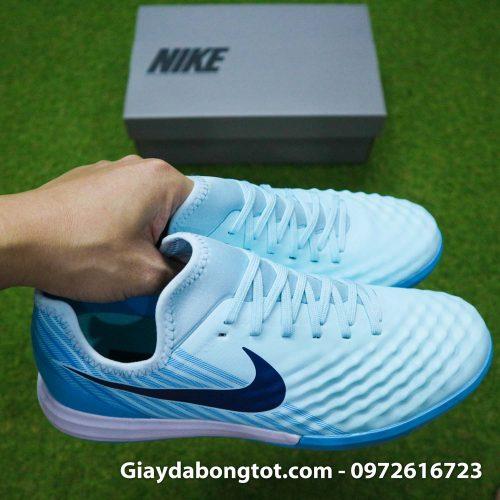 Giay Nike Magista X Final Pro TF trang xanh nhat (11)