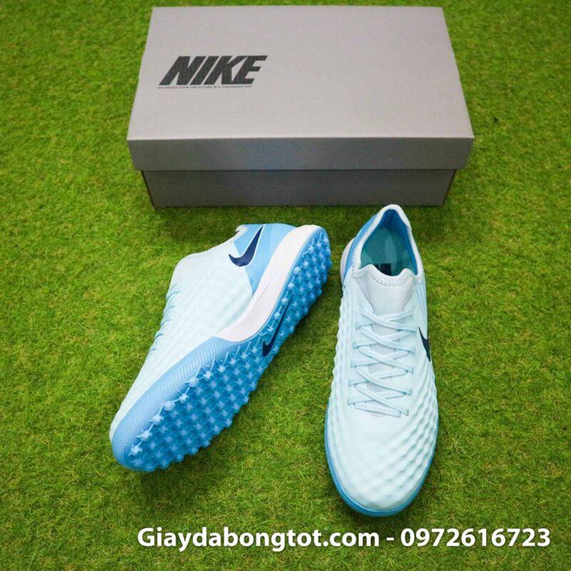Giay Nike Magista X Final Pro TF trang xanh nhat (4)