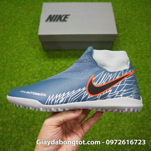 Giay Nike Phantom VSN Academy DF TF xam Victory (10)