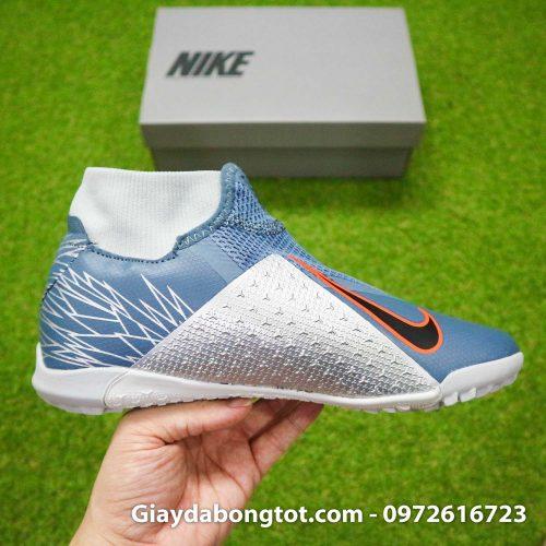 Giay Nike Phantom VSN Academy DF TF xam Victory (11)