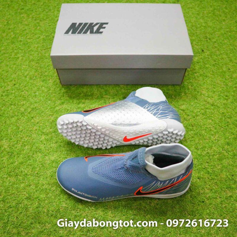 Giay Nike Phantom VSN Academy DF TF xam Victory (2)