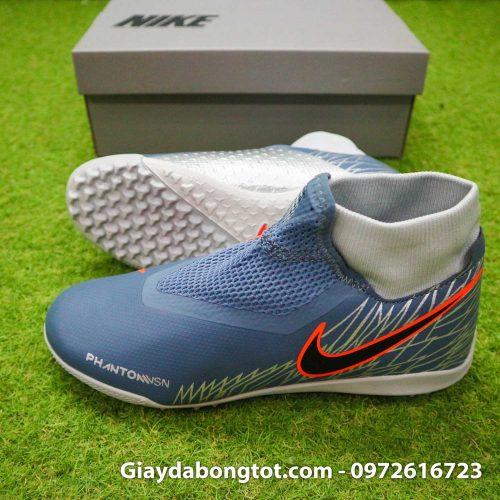 Giay Nike Phantom VSN Academy DF TF xam Victory (3)