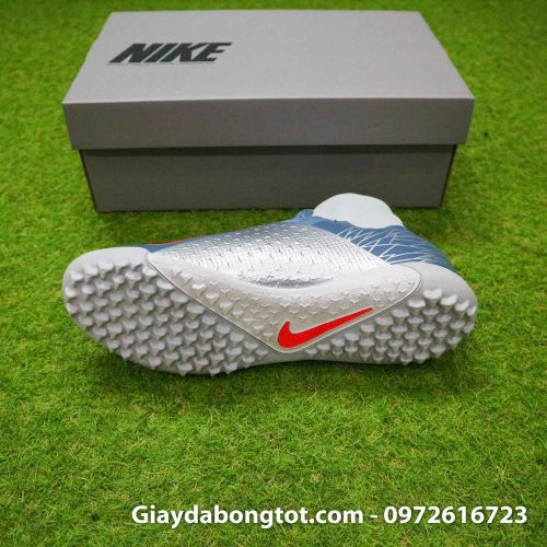Giay Nike Phantom VSN Academy DF TF xam Victory (4)