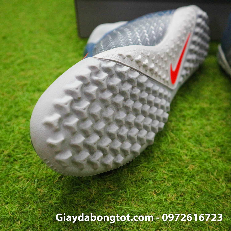 Giay Nike Phantom VSN Academy DF TF xam Victory (6)