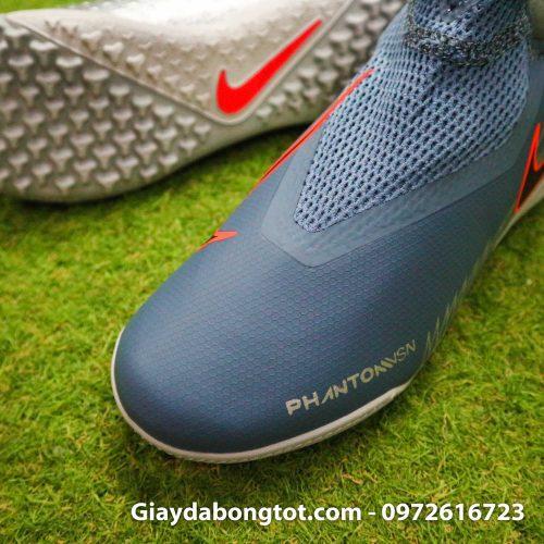Giay Nike Phantom VSN Academy DF TF xam Victory (7)