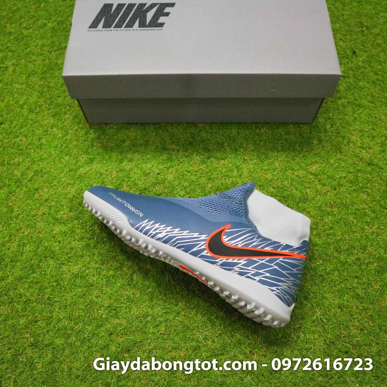 Giay Nike Phantom VSN Academy DF TF xam Victory (8)