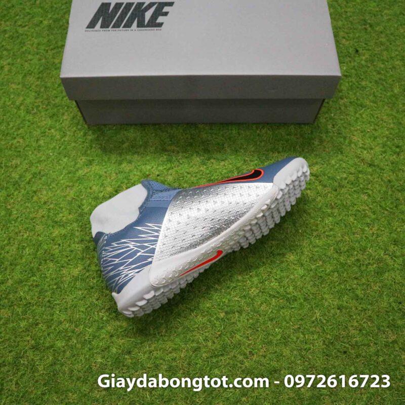 Giay Nike Phantom VSN Academy DF TF xam Victory (9)