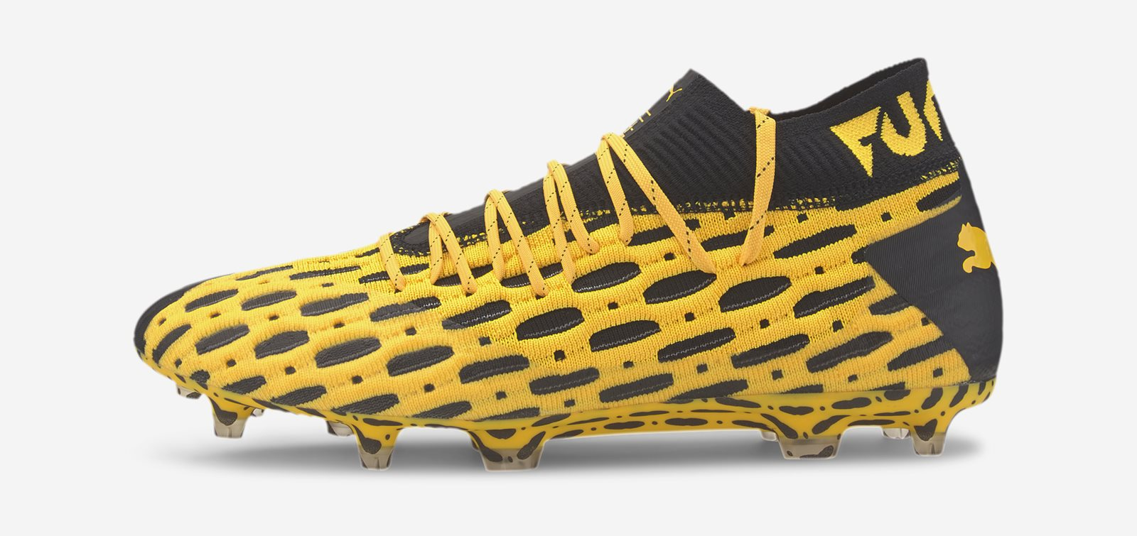 Giày đá banh Puma Future Netfit 5.1 với thiết kế da vải trọng lượng nhẹ