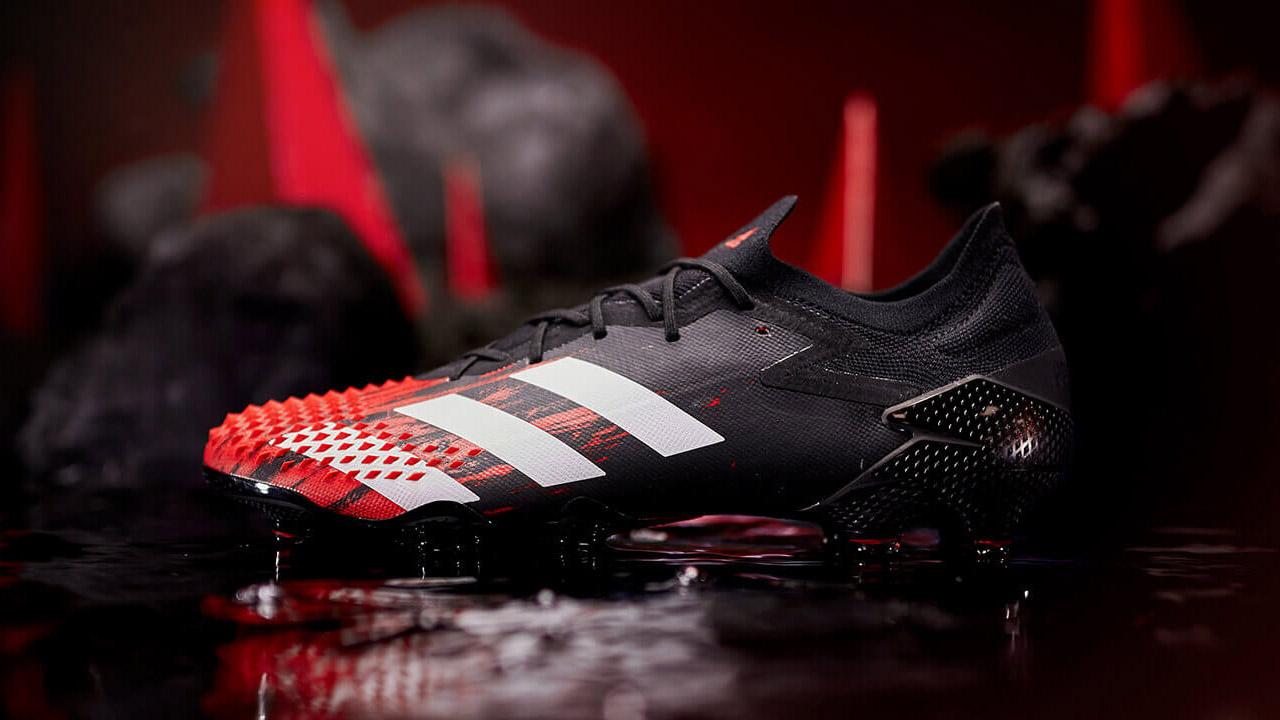 Vẻ đẹp của giày bóng đá Adidas Predator 20.1 bản không cổ