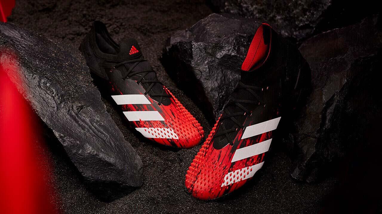 Phiên bản Adidas Predator 20.1 được làm 1 bản cổ cao và 1 bản cổ thấp