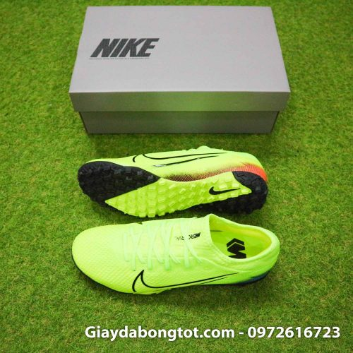 Giay bong da Nike Mercurial Vapor 13 Pro TF vang chanh Dream Speed 2 (1)