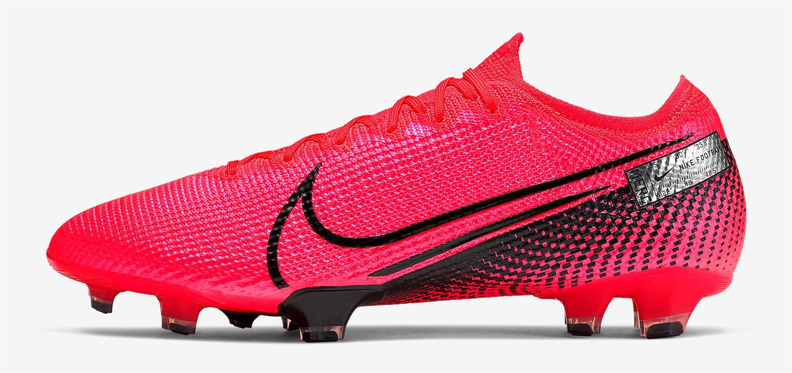 Nike Mercurial là dòng giày được các cầu thủ tại Serie A sử dụng nhiều nhất