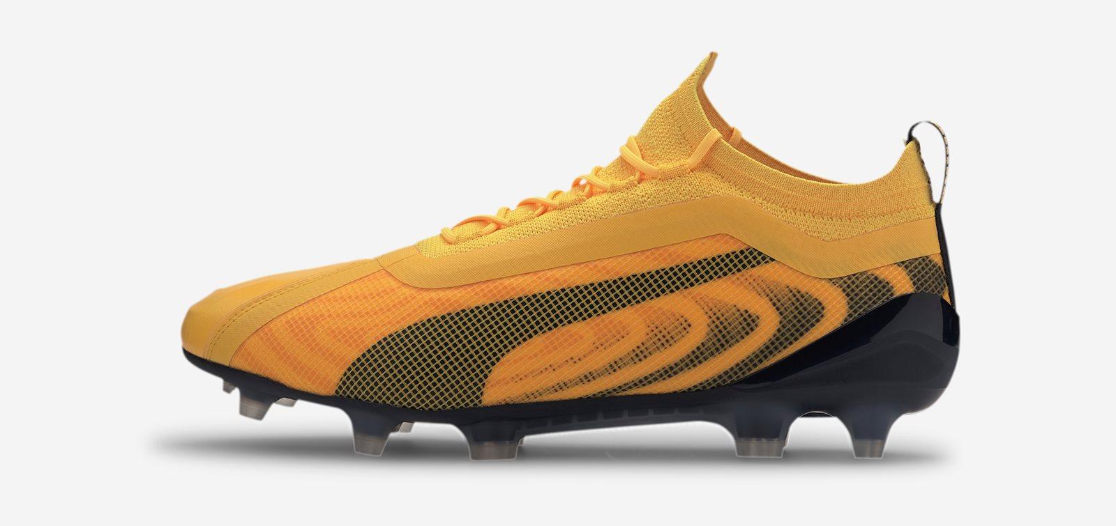 Puma One xếp thứ 10 trong top 10 dòng giày hot nhất tại cúp C1 Champions League