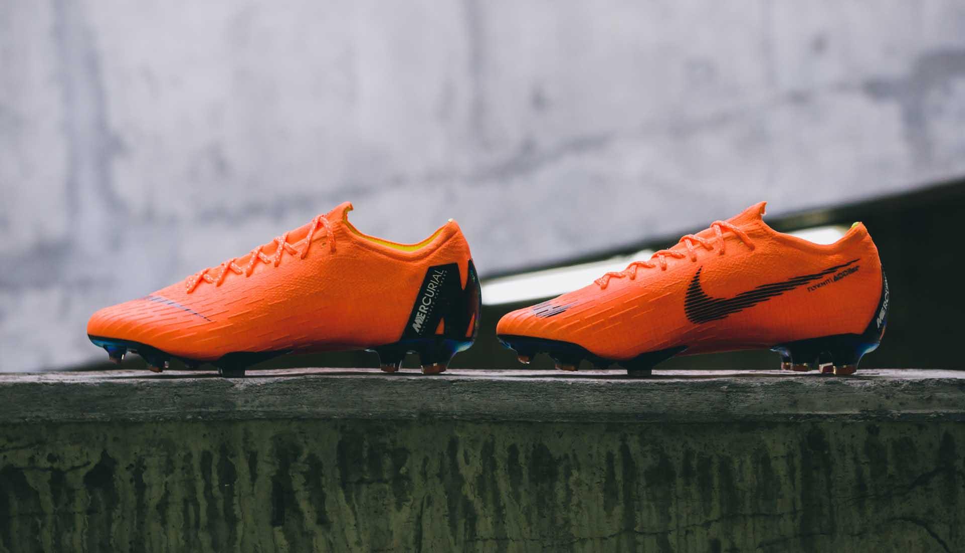 Giày Nike Mercurial Vapor 12 (XII) được ra mắt năm 2018