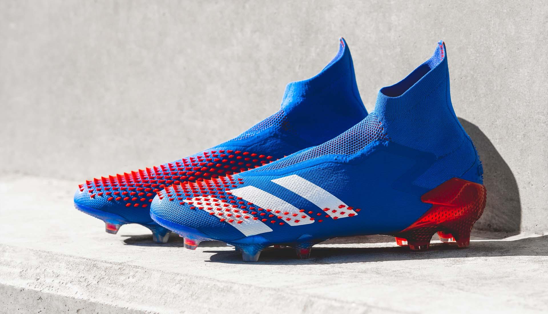 Giày đá bóng không dây Adidas Predator 20+ phiên bản cao cấp Top-End