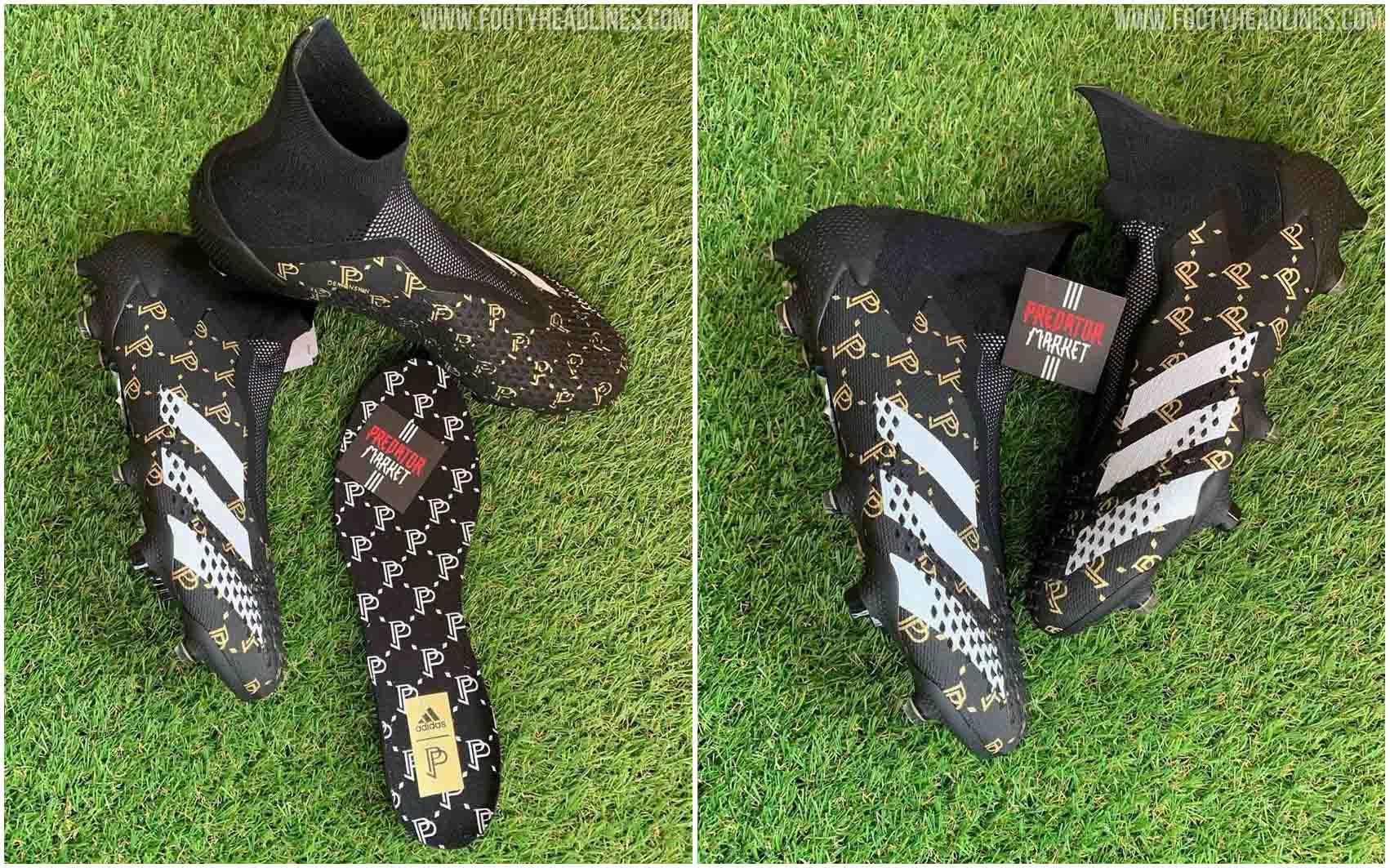 Giày bóng đá Adidas Pogba Season 7 mới thiết kế cực kỳ đẹp mắt