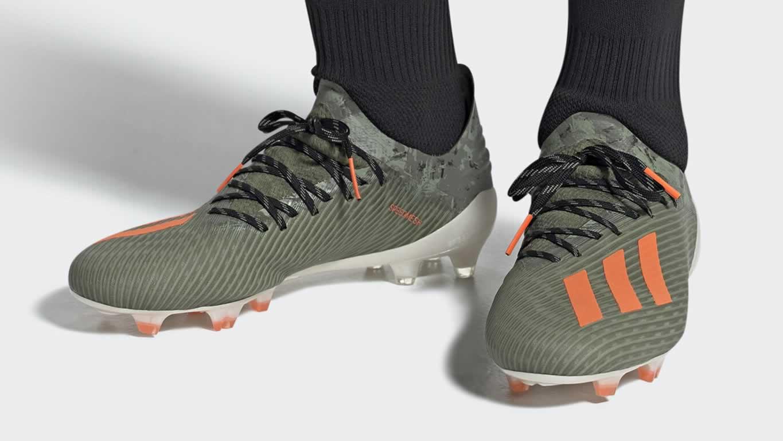 Giày bóng đá Adidas X19.1 có trọng lượng rất nhẹ và được nhiều cầu thủ lựa chọn