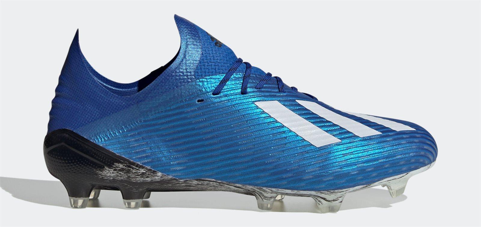 Adidas X19.1 là dòng giày có trọng lượng nhẹ được nhiều ngôi sao hàng đầu thế giới lựa chọn