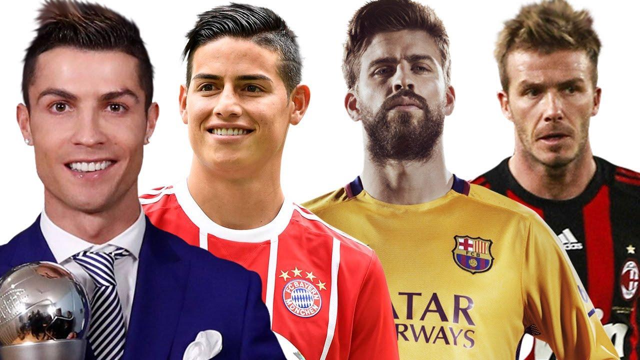 Giày đá bóng thi đấu của 10 cầu thủ đẹp trai nhất thế giới năm 2020