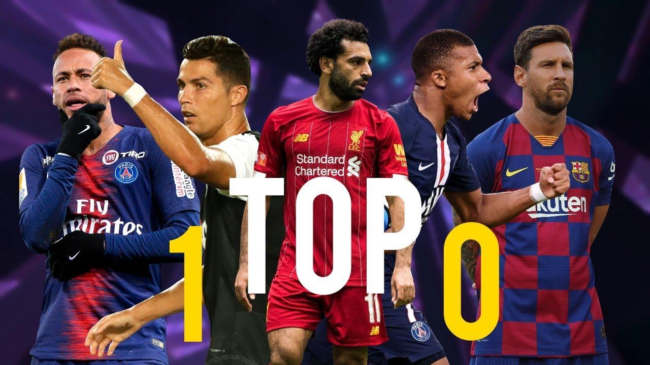 Top 10 cầu thủ chạy cánh hay nhất thế giới mang giày đá bóng gì?