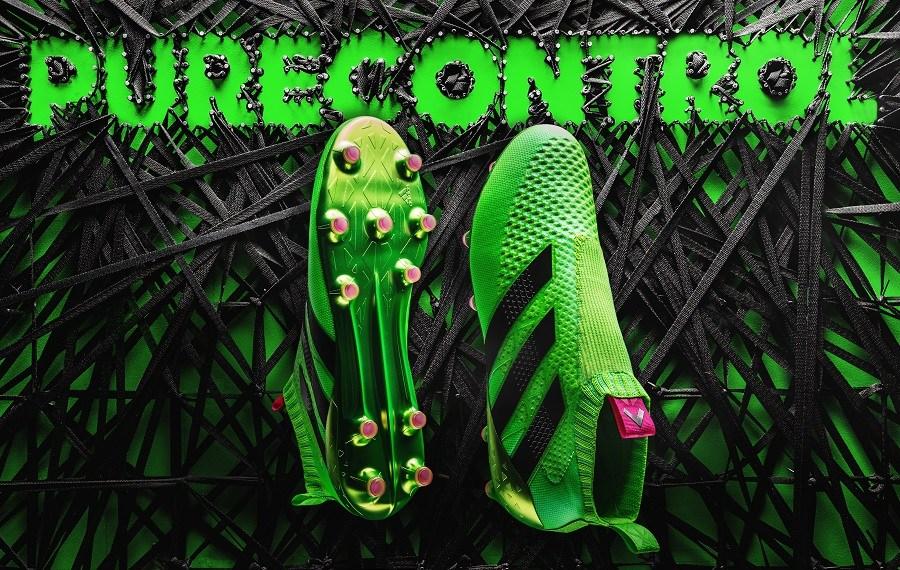 Giày đá bóng hỗ trợ kiểm soát bóng sẽ hỗ trợ các tiền vệ kiểm soát bóng dễ dàng hơn