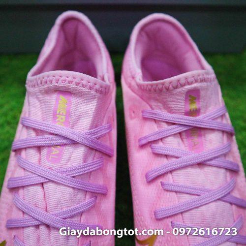 Giay da bong mau hong Nike Mercurial Vapor 13 Pro TF (1)