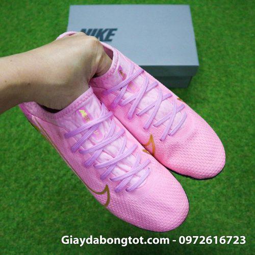 Giay da bong mau hong Nike Mercurial Vapor 13 Pro TF (11)