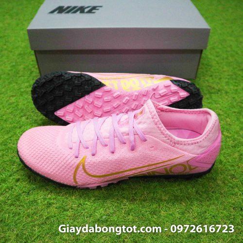 Giay da bong mau hong Nike Mercurial Vapor 13 Pro TF (3)