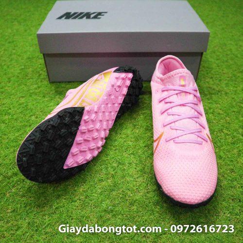 Giay da bong mau hong Nike Mercurial Vapor 13 Pro TF (7)