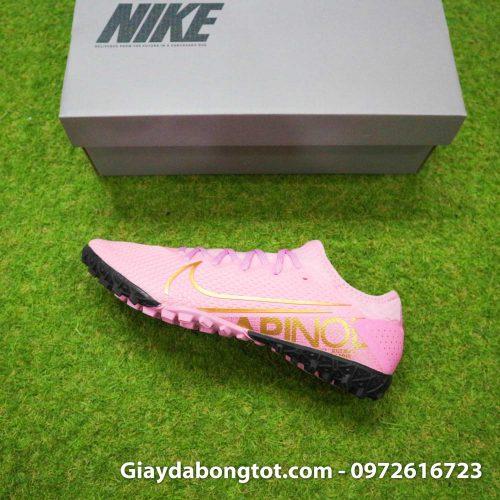 Giay da bong mau hong Nike Mercurial Vapor 13 Pro TF (8)
