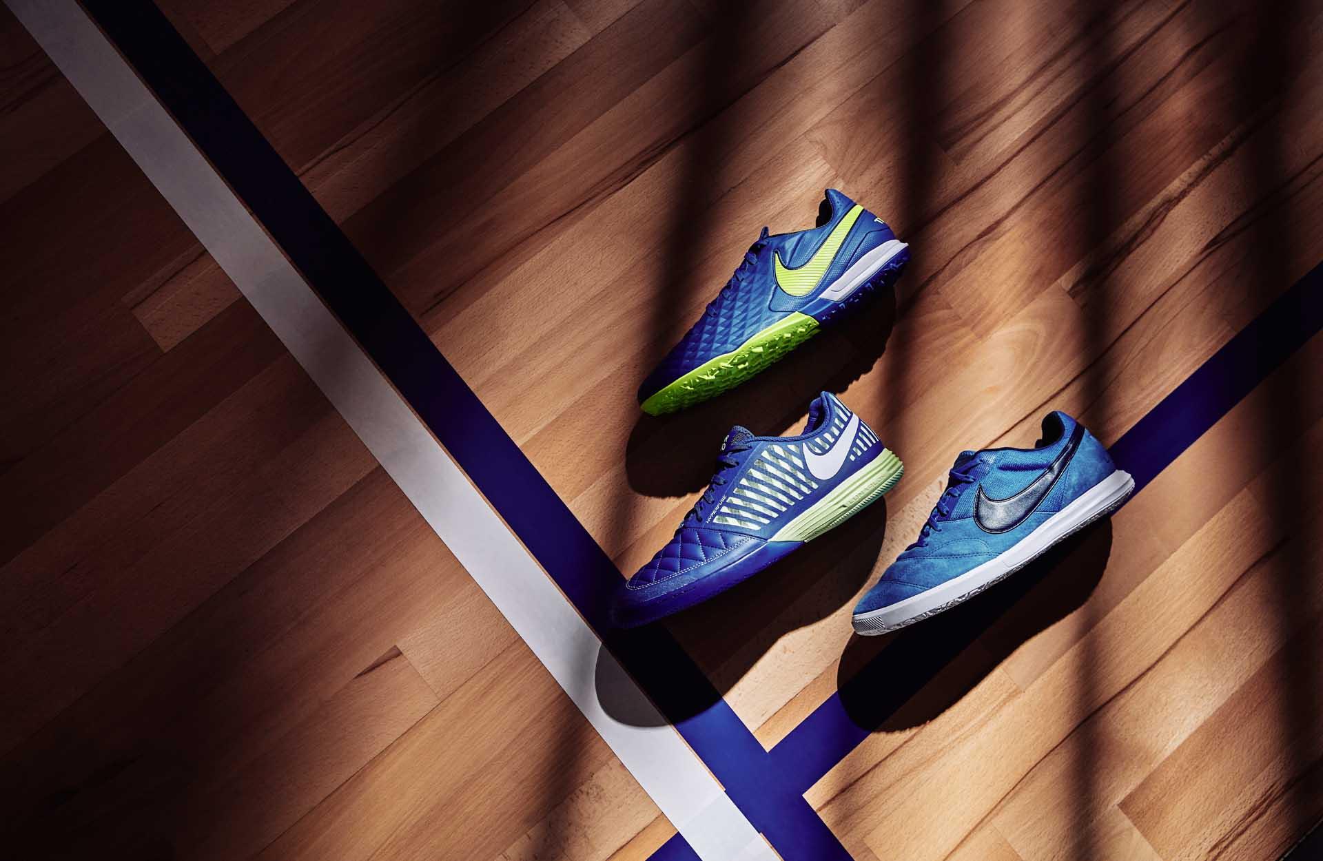Nike giới thiệu bộ sưu tập giày đá bóng sân cỏ nhân tạo Skycourt pack