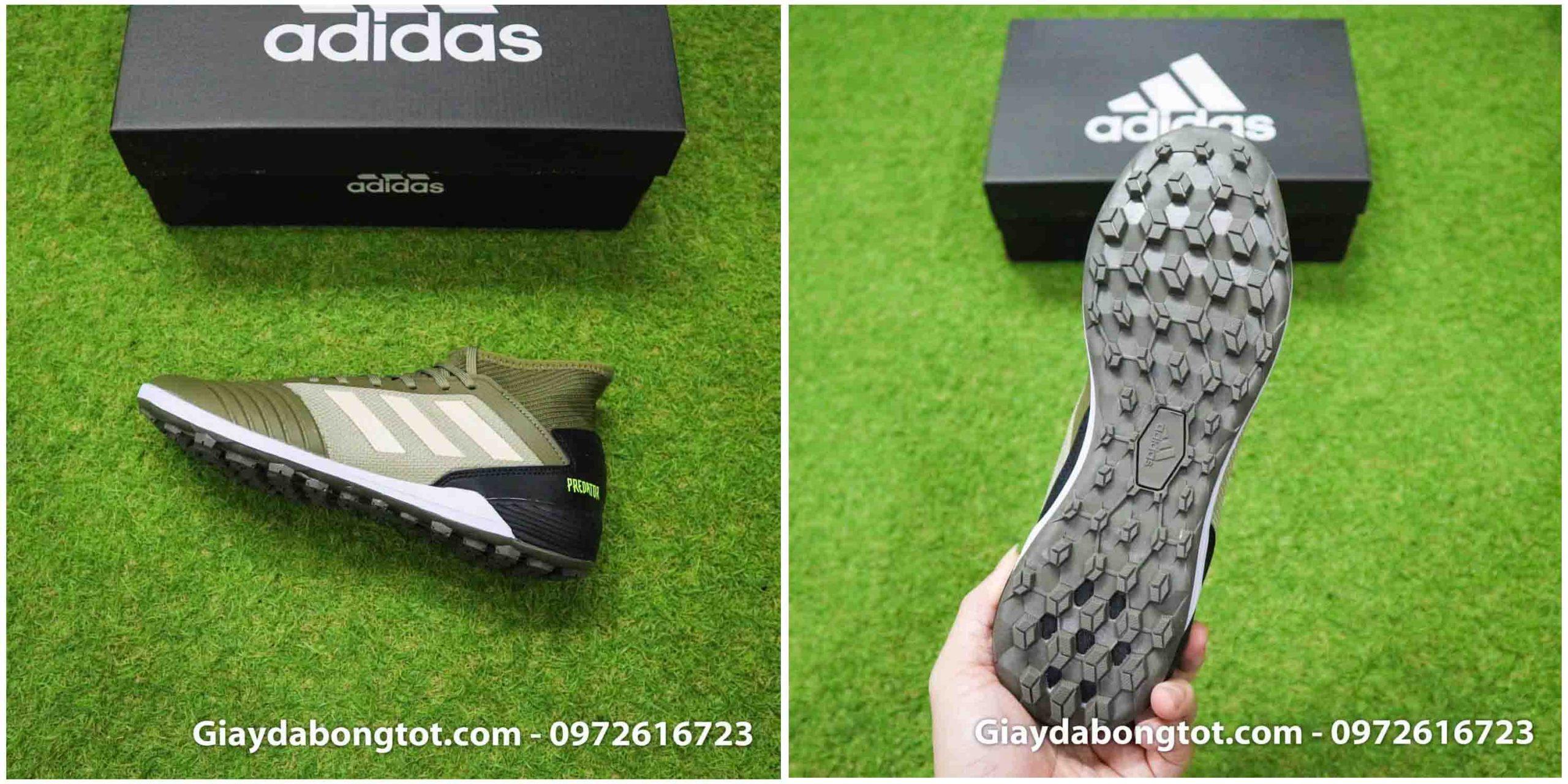 Thiết kế giày bóng đá sân cỏ nhân tạo Adidas Predator 19.3 TF năm 2019
