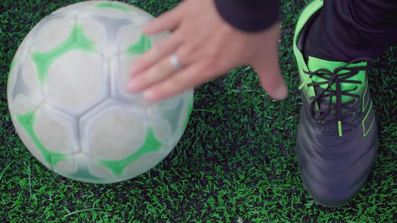 Đạp trụ chắc chắn sẽ giúp có được điểm tự chắc chắn trong quá trình vung chân sút bóng