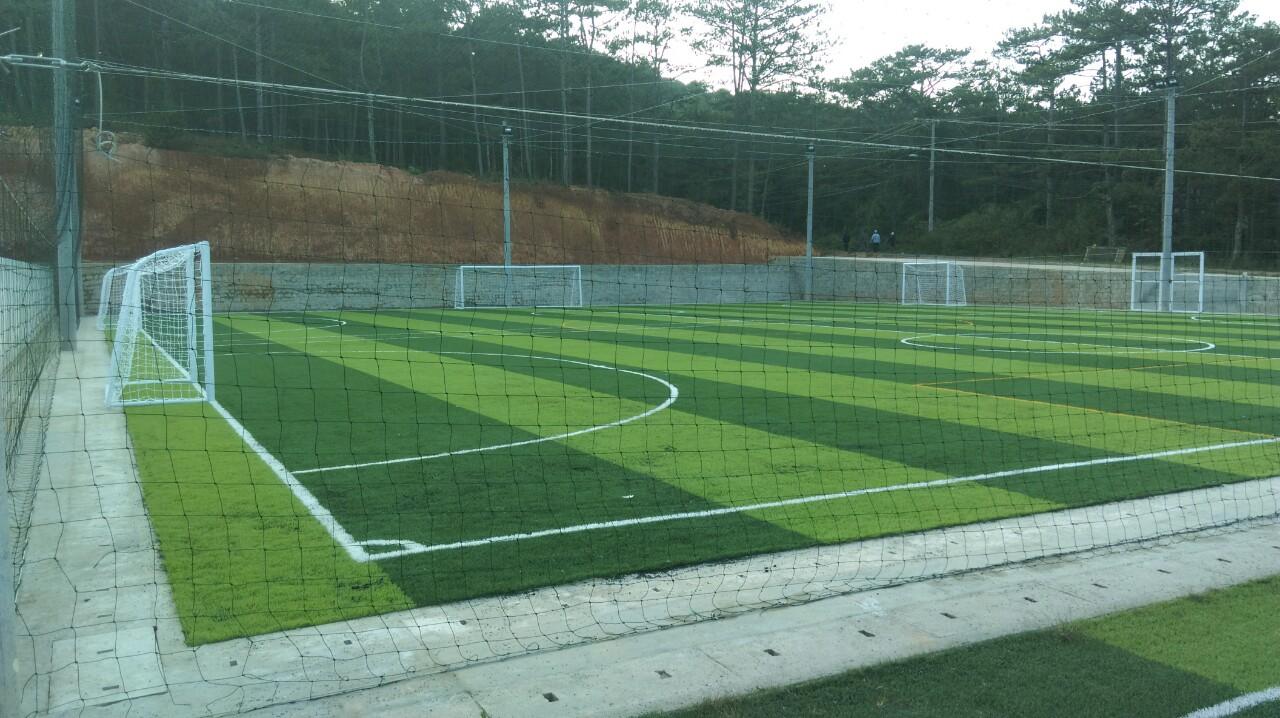 Diện tích, kích thước sân bóng đá 7 người theo tiêu chuẩn FIFA