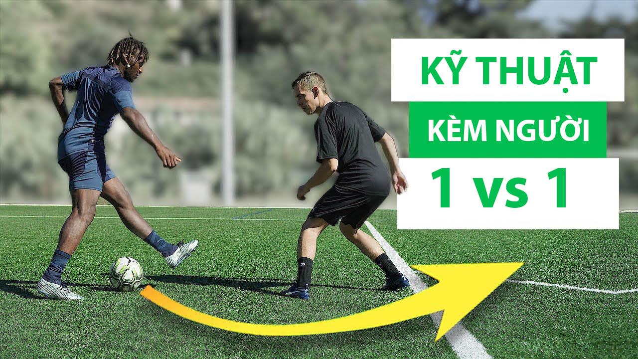 Cách phòng ngự 1 vs 1 trong bóng đá