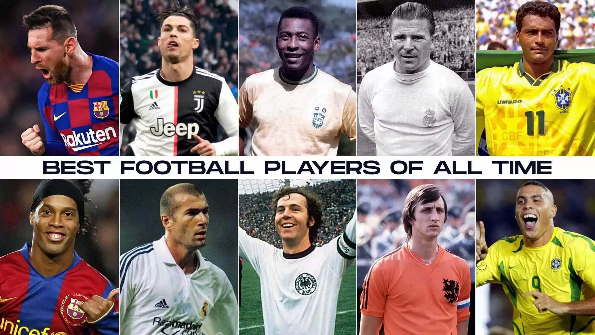 Trong lịch sử bóng đá ghi nhận rất nhiều huyền thoại với tài năng chơi bóng vượt trội