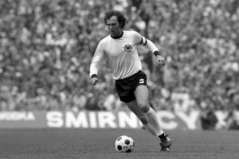 Franz Beckenbauer là huyền thoại đội tuyển Đức