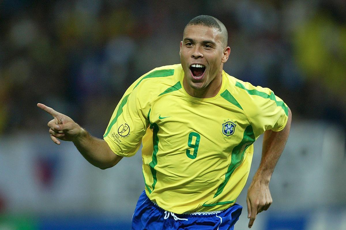 Người ngoài hành tinh Ronaldo de Lima là một huyền thoại của Brazil