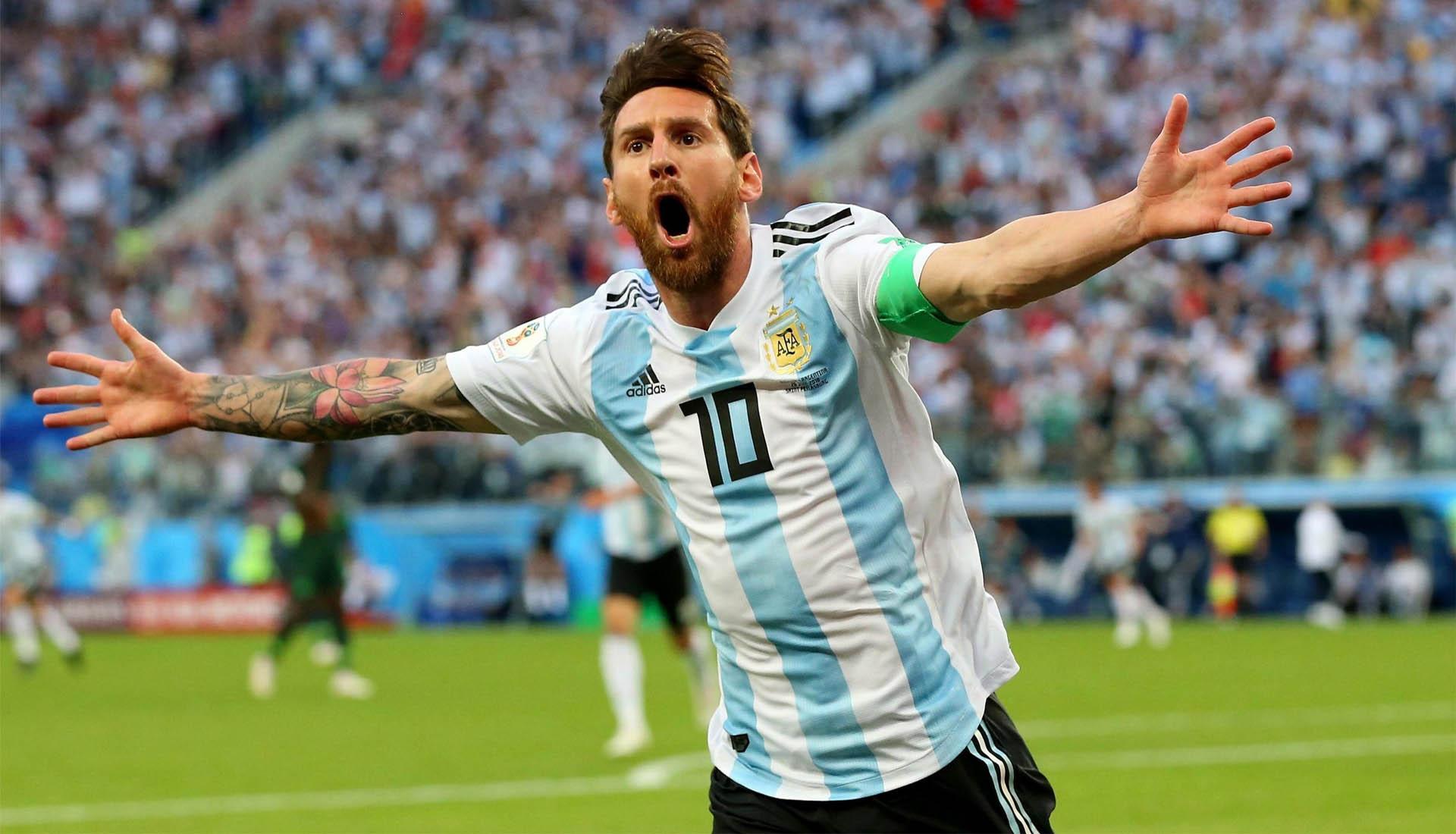 Lionel Messi là một tài năng thiên bẩm của bóng đá thế giới