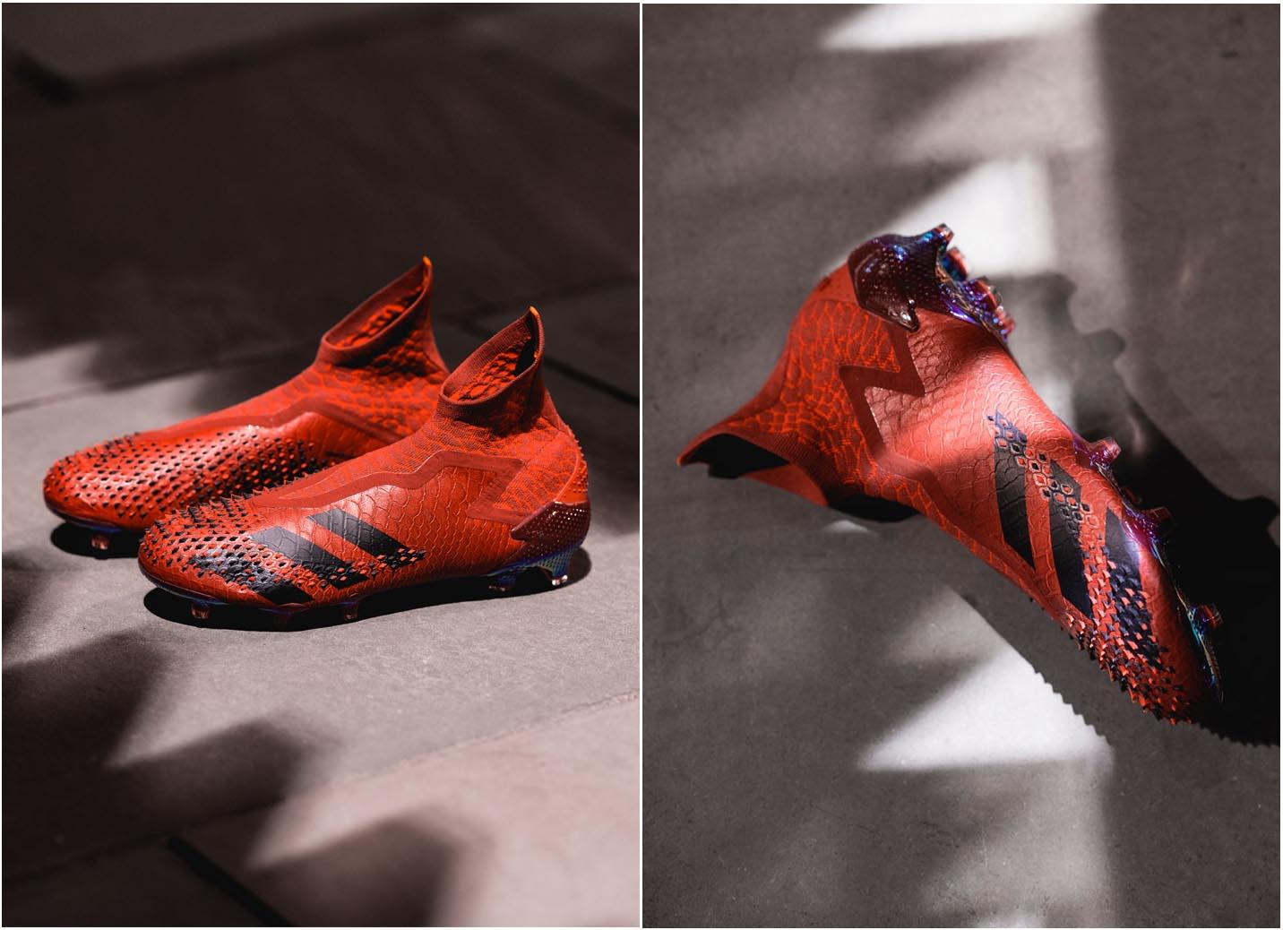 Giay bong da Adidas Predator 20 dragon