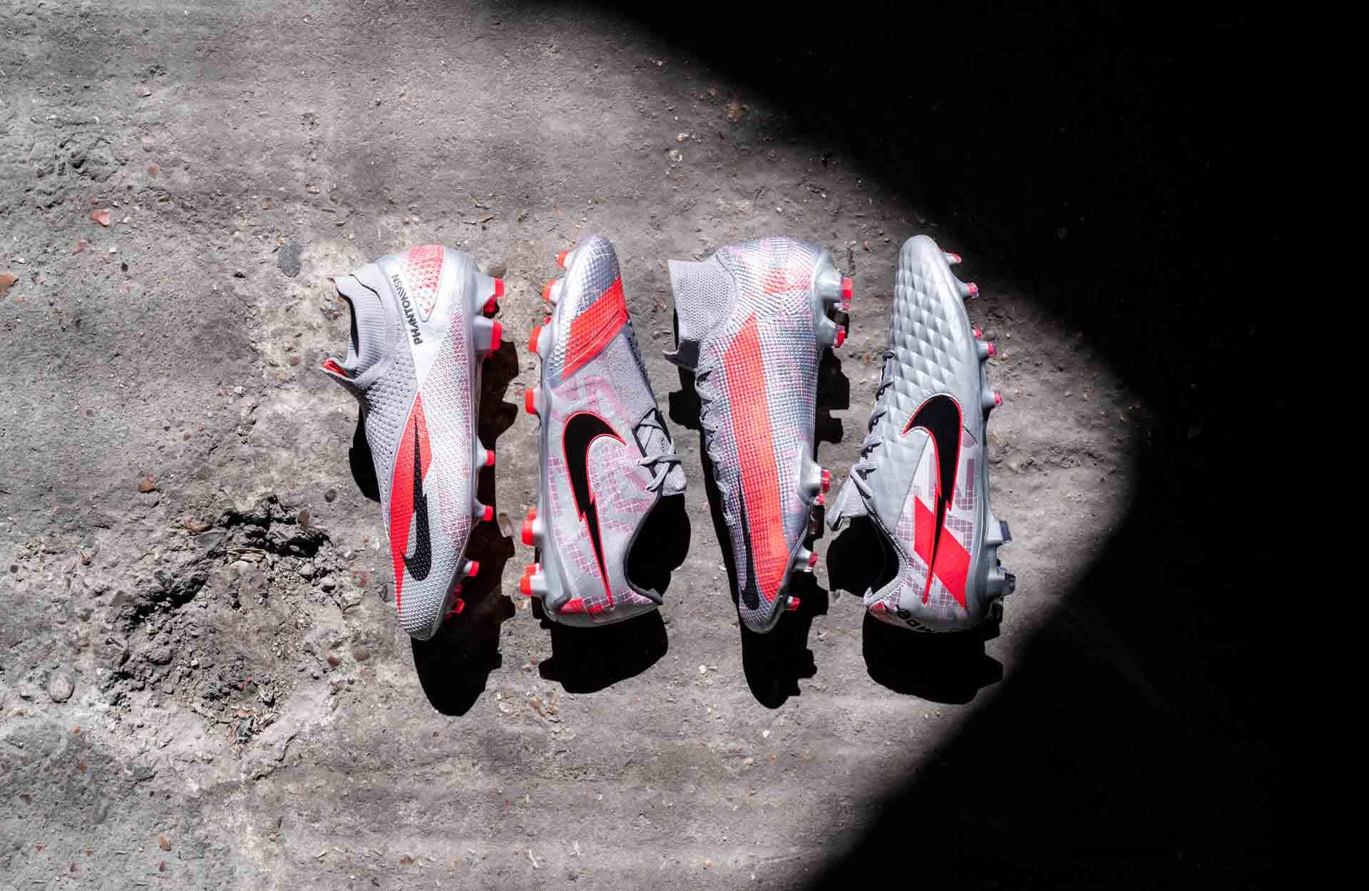 Bộ sưu tập giày đá bóng Nike Neighbourhood Pack được ra mắt vào năm 2020