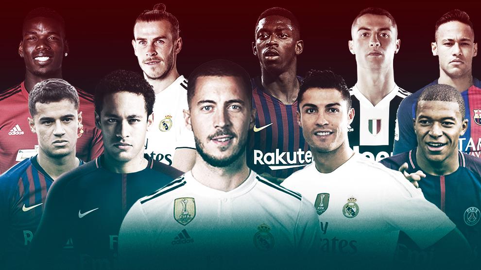 Top 10 cầu thủ chạy nhanh nhất thế giới thời điểm hiện tại
