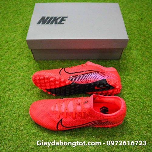 Giày Nike Mercurial Vapor 13 Pro TF đỏ | bản SF da vải