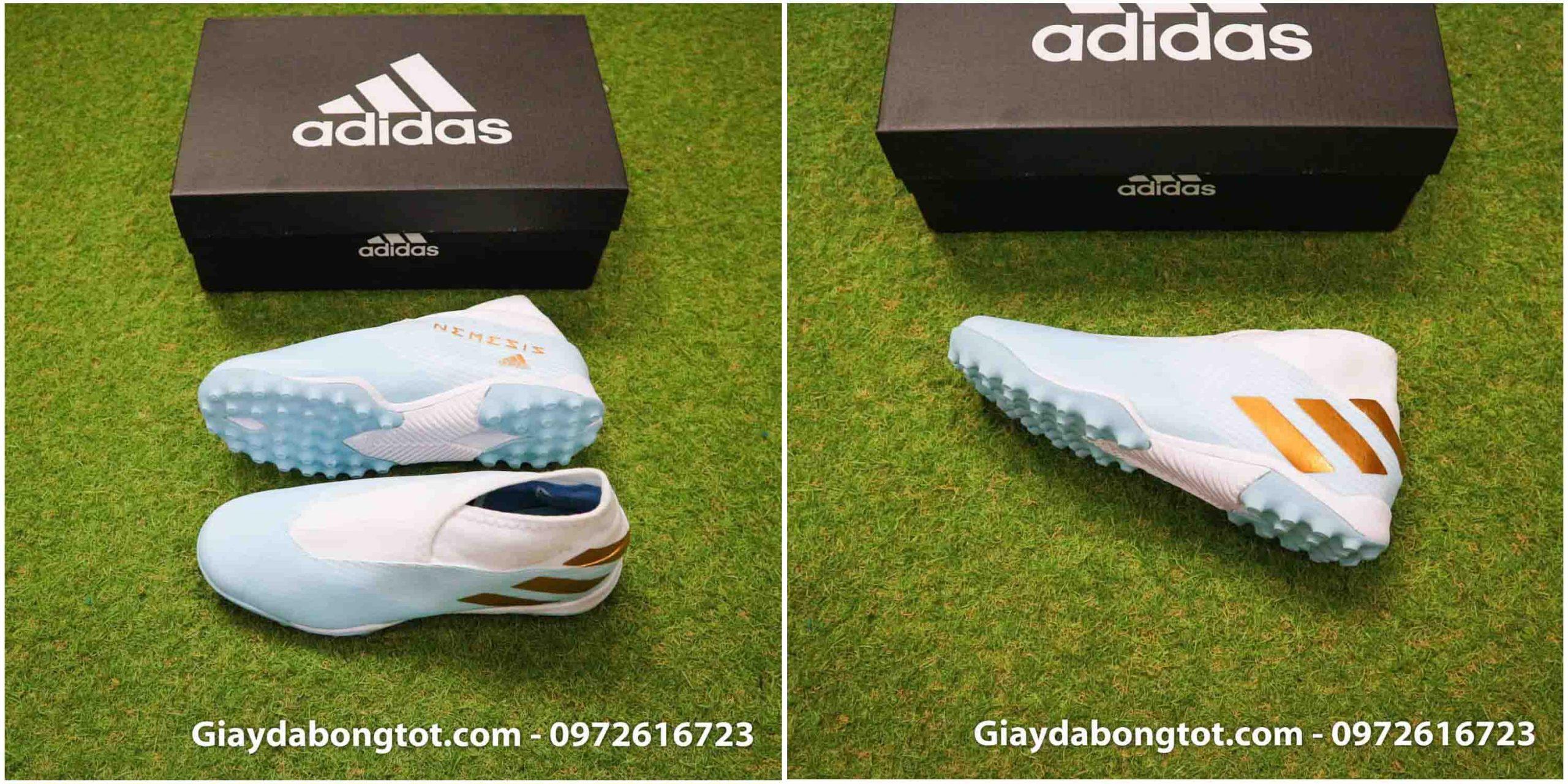 Giày đá bóng da nhân tạo synthetic vẫn có độ bền tốt nếu sử dụng đúng cách
