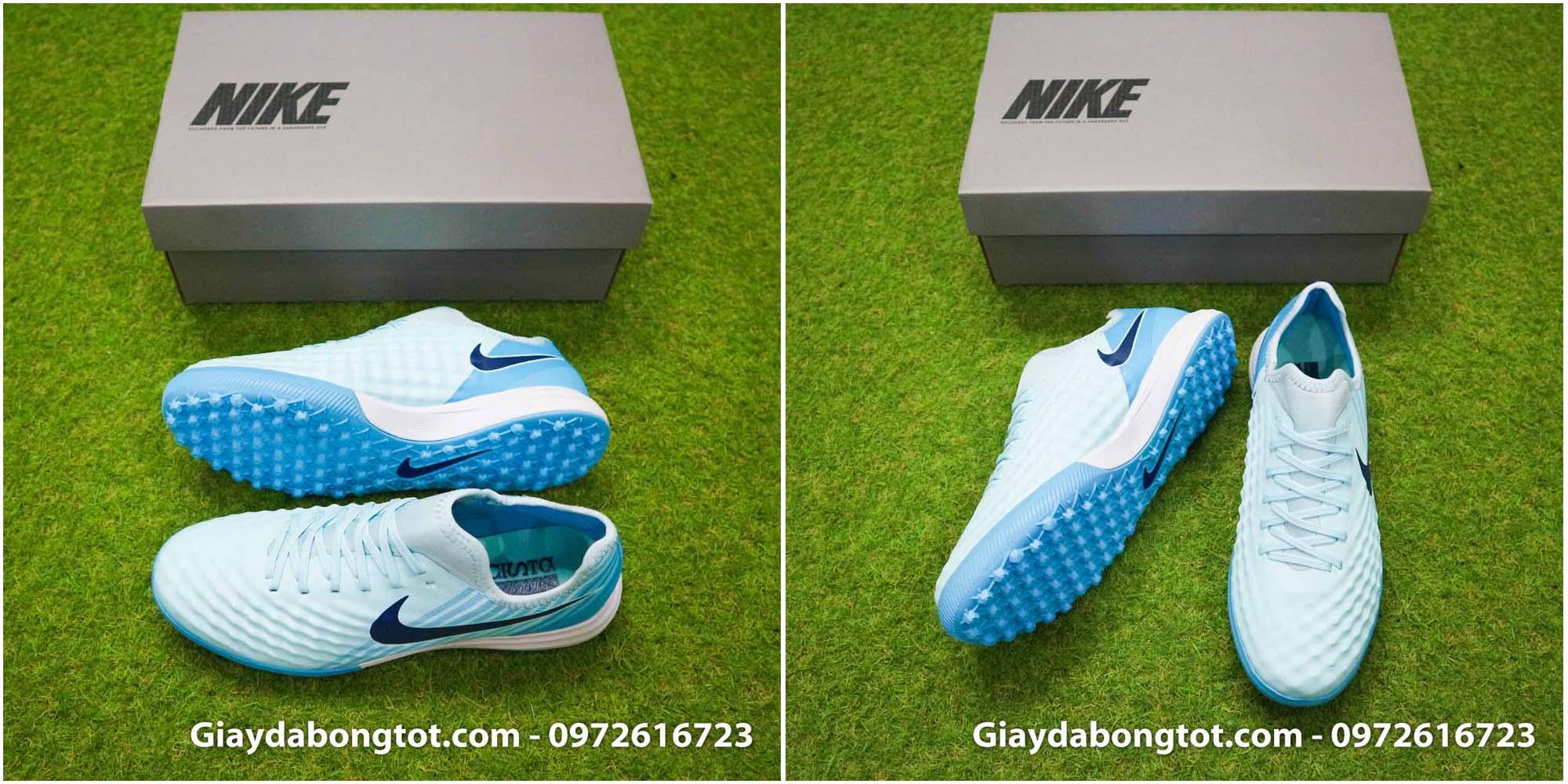 Giày bóng đá Nike Magista X Finale II TF có chất da chống nước