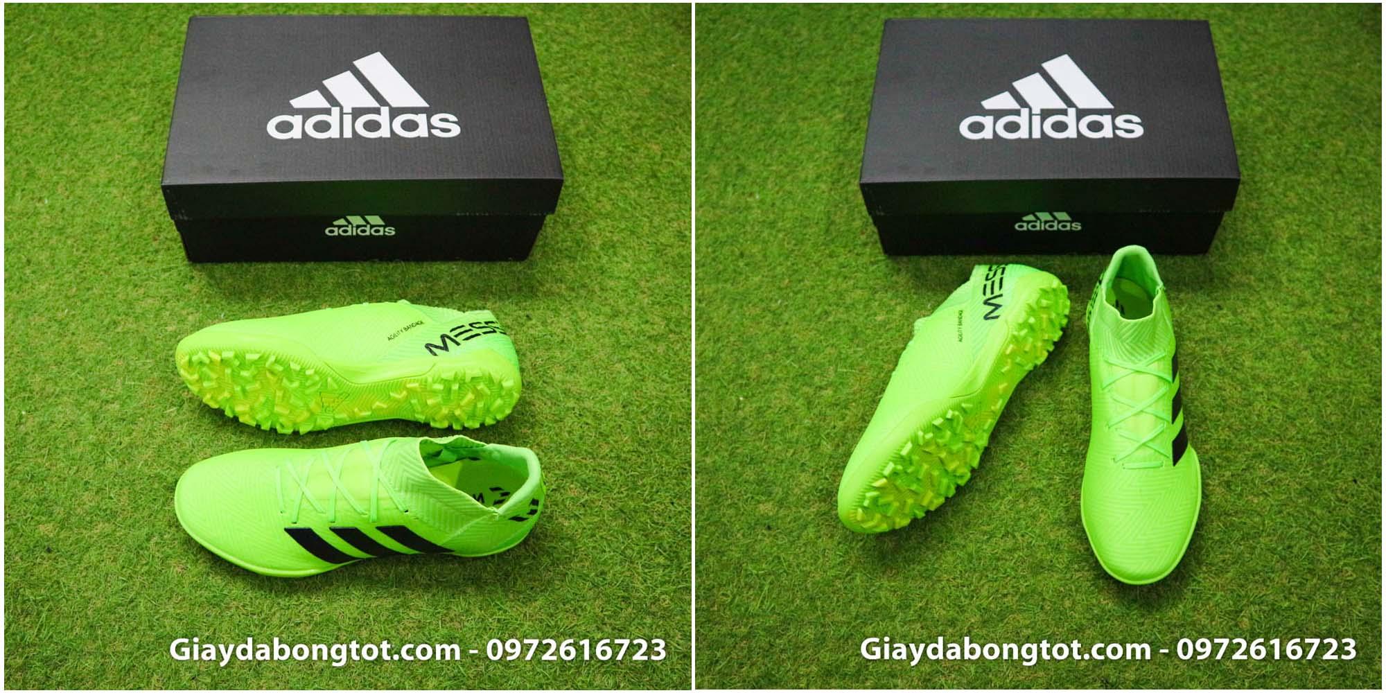 Giày Adidas Nemeziz 18.3 TF có khả năng chống nước tốt với độ bền cực cao